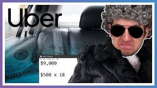 Scammers Trust Grandma To Uber With $5,000