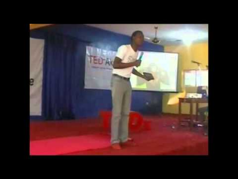 Monkies and People Stories of Discipline: Olusola Amusan at TEDxKIds@Akure