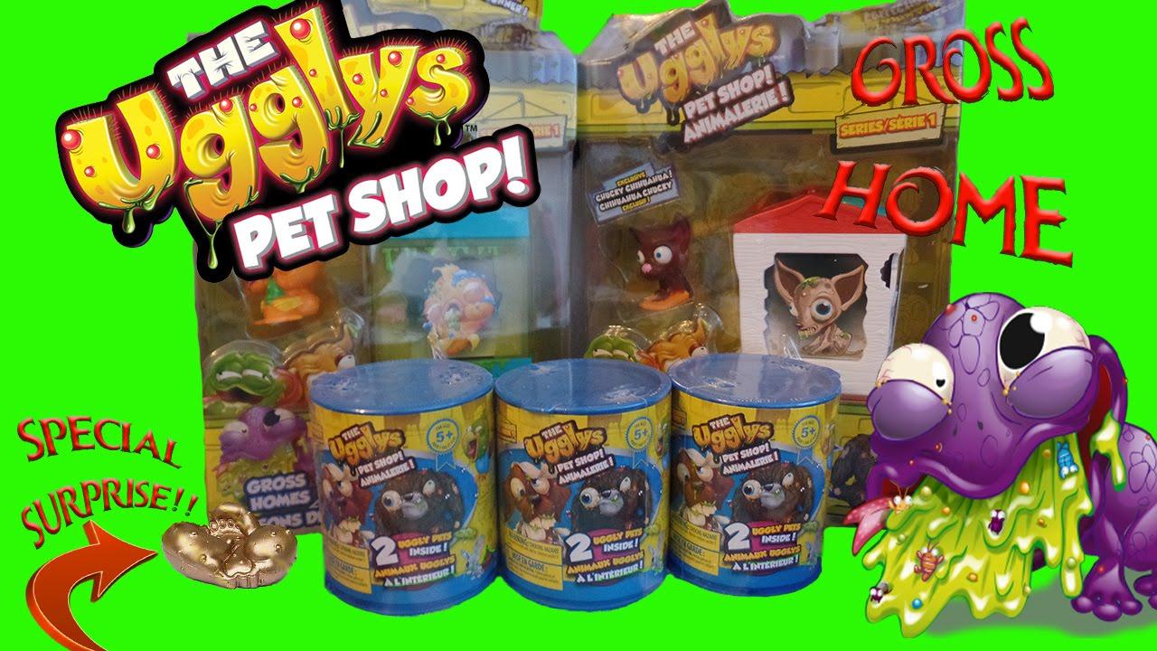 the ugglys pet shop rare