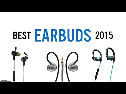 Best Earbuds of 2015