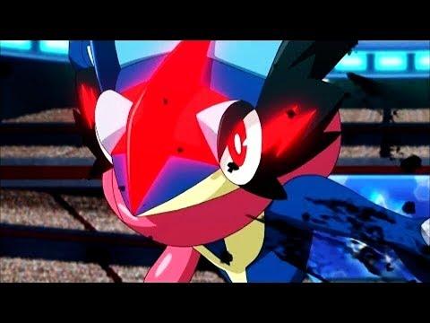 Pokemon Ash Greninja AMV - Feel Invinsible