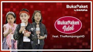 Baixar Challenge untuk The RempongsHD: Audisi Penyanyi Cilik - BukaPaket Idol | BukaPaket for Kids