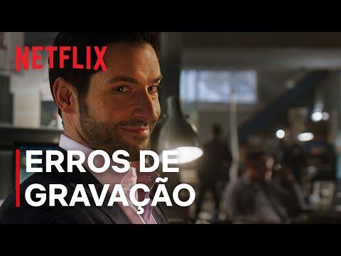 Download Lucifer   Erros de gravação   Netflix Brasil