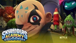 Mission: Get Inside Kaos' Head! l Skylanders Academy l Skylanders