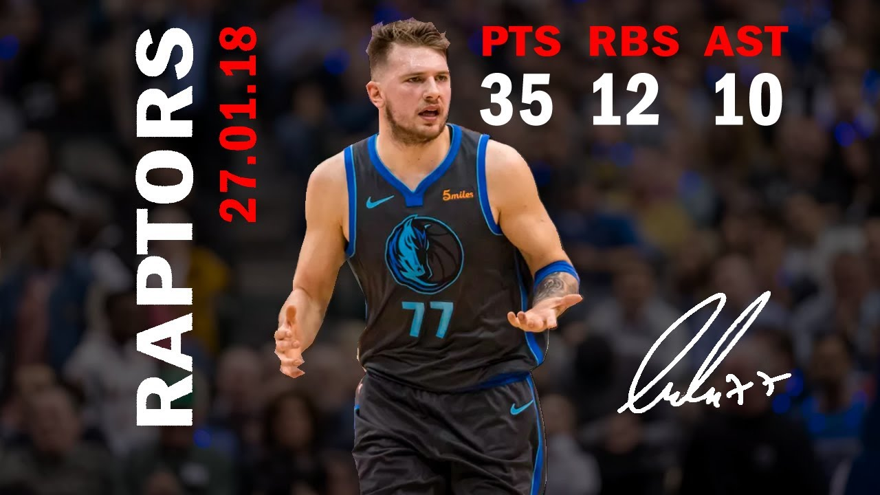 Doncic posts 35-point triple-double in 25 minutes