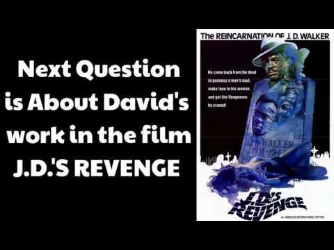 CITIZEN CINEMA INTERVIEW : DAVID MCKNIGHT AT THE 25TH ANNIVERSARY CELEBRATION OF THE FIVE HEARTBEATS