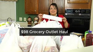 Grocery Outlet Haul ~ Sharp Shopper Budget Grocery Haul ~ What