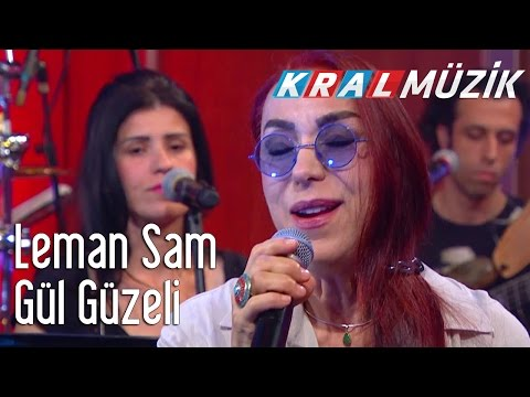 Kral Pop Akustik - Leman Sam - Gül Güzeli