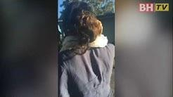 Video wanita berhijab dibaling tin bir jadi viral