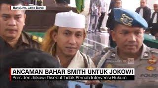 Ini Luapan Emosi Bahar bin Smith Kepada Jokowi