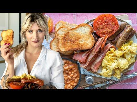 Can I make a  FULL ENGLISH BREAKFAST Vegan? (ft. vegan bacon, sausage and black pudding)