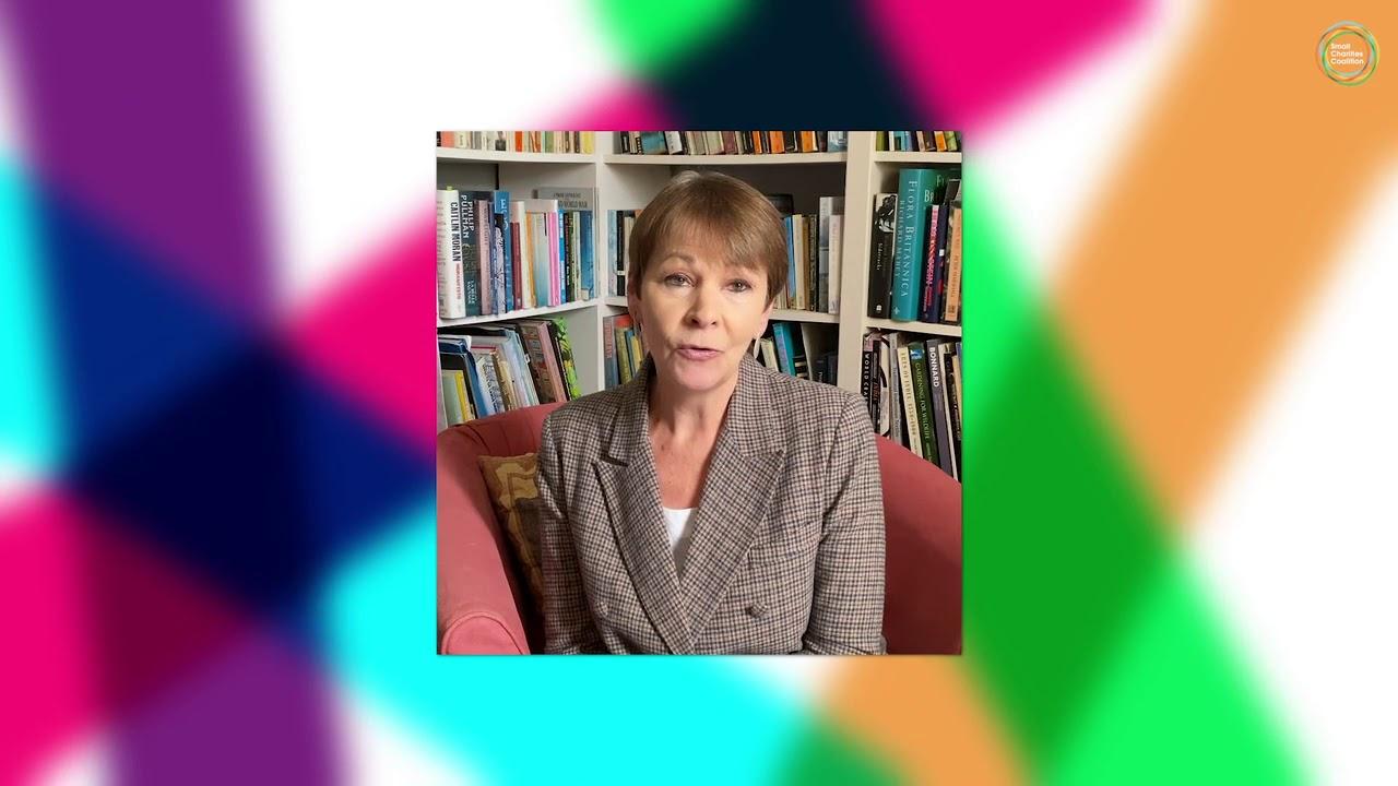 Appreciation Day #SCWeek2020 - Caroline Lucas MP