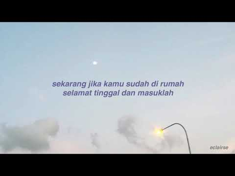 nct dream - walk you home (bahasa)