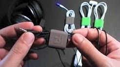 BlueLounge CableDrop, CableClip, CableBox & CableBox Mini