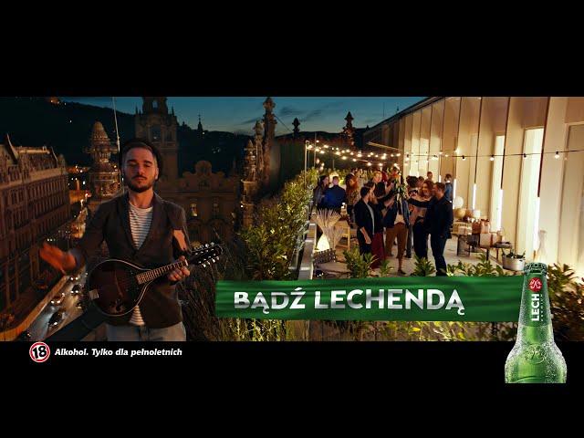 Lech Premium - Bądź Lechendą