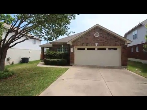 Virtual Tour of Stunning Rental Home in Round Rock Texas Three Bed / Two Bath