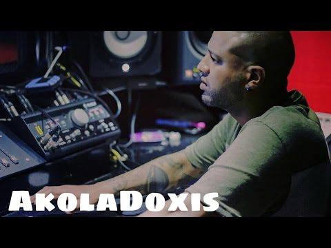 JOWELL Y RANDY grabando SEXUAL INSPIRATION en los estudios de KAPITAL MUSIC   AkolaDoxis PERÚ
