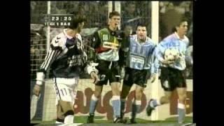 Gimnasia 6 - Racing 0 / Clausura 1996,fecha 18.