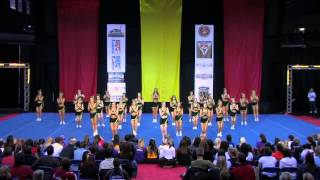 University of Regina Cheerleading - PCA UONCC 2009 - Run 2 - All-Girl