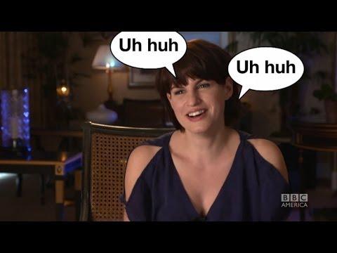 Atlantis's JEMIMA ROOPER Answers 3 Questions...  BBC America