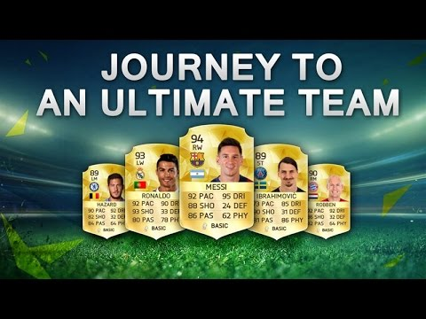 FIFA 16 | Journey to an Ultimate Team Ep. 1 | Let's Do This!!