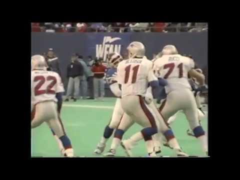 New England Patriots 1996 Highlights