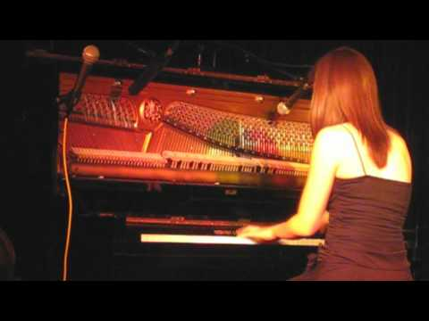 Stephanie Trick plays Honky Tonk Train Blues by Meade Lux Lewis