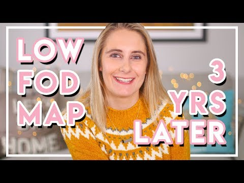 LOW FODMAP DIET 3 YEARS LATER | Did it cure my IBS?
