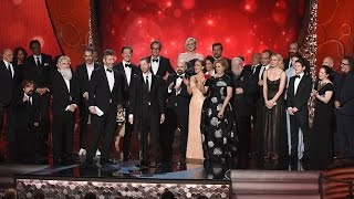 Game Of Thrones Wins Emmy For Best Drama Series, But Cast Shut Out Of Awards