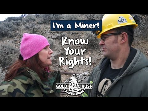 I'm A Miner! - Know Your Rights