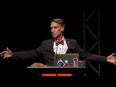 Bill Nye Explains The Big Bang Discovery