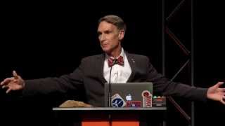 Bill Nye Explains The Big Bang Discovery