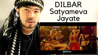 [REACT] DILBAR | Satyameva Jayate | John Abraham Nora Fatehi | Tanishk B Neha Kakkar Ikka Dhvani