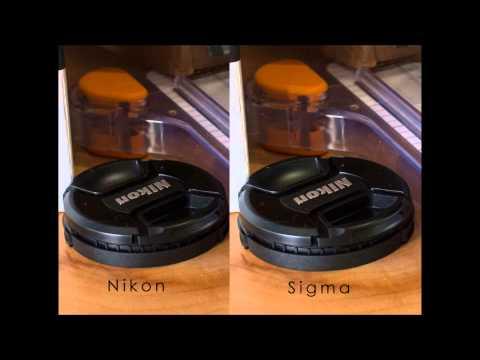 Nikon 35mm f/1.4 vs Sigma Art f/1.4