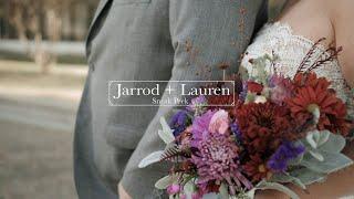 Jarrod + Lauren // Sneak Peek