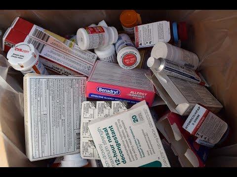 Santa Clara County takes in record amount of unused prescriptions at drug Take Back Day