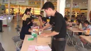 Nhân viên Kho siêu thị ở Thegioididong.com