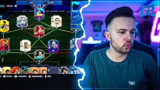GamerBrother BEWERTET sein WEEKEND LEAGUE TEAM 🤔 mit KIMMICH IF 🔥 | GamerBrother Stream Highlights