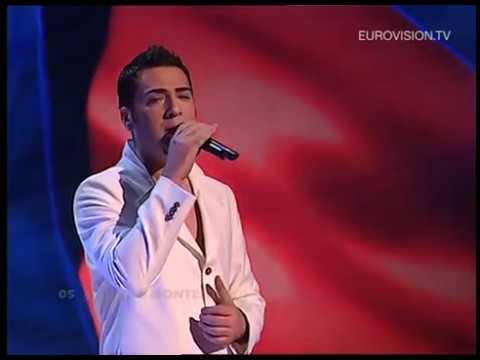 Eurovision 2004 Serbia & Montenegro - Zeljko Joksimovic - Lane Moje (2nd)