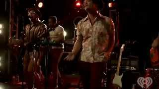 Bruno Mars -- Runaway Baby (iHeartRadio)