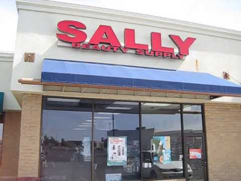 Sally Beauty Supply – Not Too Shabby!