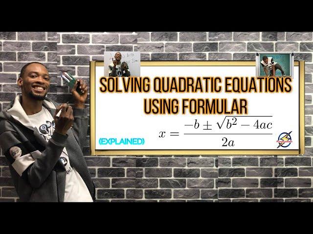 Formular Method of Solving Quadratic Equations