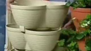 Stack-a-pots Stak'ngro Planter