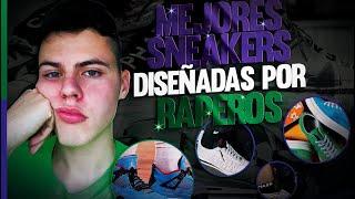 MEJORES SNEAKERS DISEÑADAS POR RAPEROS thumbnail