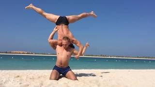 море солнце и песок Абу Даби 28 12 15 Видео(Обалденный день с друзьями., 2016-01-07T19:02:09.000Z)