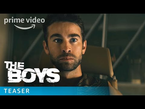 The Boys Superhero Montage Official Teaser (HD) | Prime Video
