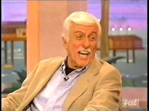 Dick Van Dyke on the Rosie Show - interview