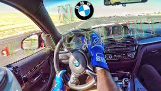 500WHP/600TQ BMW M4 SHRED THE TREAD!!