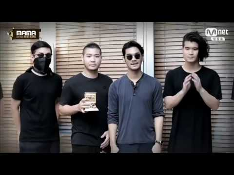 [MAMA 2016] Best Asian Artist - Noo Phuoc Thinh & Indonesia, Thailand, Singapore, China Artists