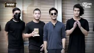 [MAMA 2016] Best Asian Artist - Noo Phuoc Thinh & Indonesia, Thailand, Singapore, China Artists